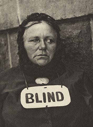 3 La donna cieca